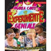 MAREA CARTE CU EXPERIMENTE GENIALE - INFORMATII CIUDATE SI EXPERIMENTE SOCANTE - CORINT (JUN1011)
