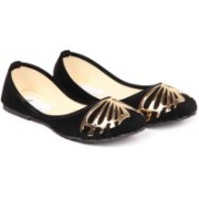 Ignis Toe Butterfly Bellies For Women(Black)