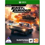 Xbox One Game Fast & Furious Crossroads, Retail