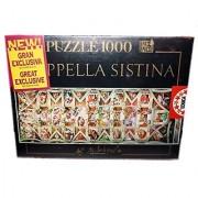 Sistine Chapel (1000 Piece 96 X 34 Cm Puzzle)