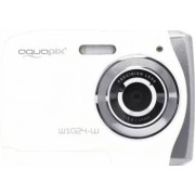 Aparat Foto Compact AquaPix W1024 Splash Waterproof Alb
