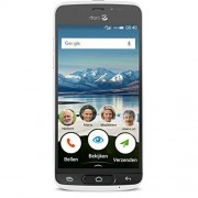 Doro 7307 smartphone 8040 met 8 MP camera Wit