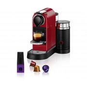Krups Nespresso CitiZ&Milk XN7605 Koffiezetapparaten - Rood