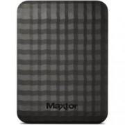 "2TB Seagate Maxtor M3 Portable (черен), Външен, 2.5""(6.35cm), USB 3.0"