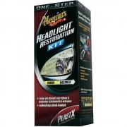 Kit Reasturare Faruri - One Stept Headlight Restoration Kit Meguiar's