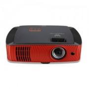 Мултимедиен проектор, Acer Projector Predator Z650, DLP 3D, 1080p, 2200 ANSI Lumens, 20000:1, HDMI, UST, BT, 2x3D Glasses, Bag, MR.JMS11.001
