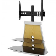 AVF Options Stack TV Stand with Mount- 4 Colors in Box
