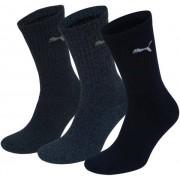 Puma sokken sport sokken navy 3-pack-47-49