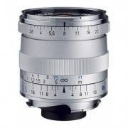 CARL ZEISS Biogon T* 25mm f/2.8 ZM Leica Prata