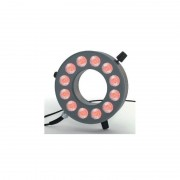 StarLight Opto-Electronics RL12-18f R, Flutl., rot (625 nm), Ø 66mm