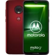 Motorola Moto G7 Plus - 64GB - Rood
