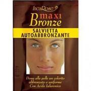 Salviette autoambrozzanti incarose maxi bronze 6 pezzi