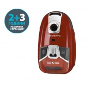 Rowenta RO6383EA, Vacuum Cleaner Silence Force Compact Red Прахосмукачка
