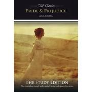 Pride and Prejudice by Jane Austen Study Edition, Paperback/Jane Austen