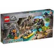 Lupta T. rex contra Dino-Mech 75938 LEGO Jurassic World