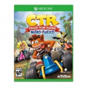 Xbox One crash team racing nitro fueled activision xbox one