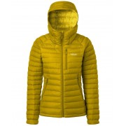 Rab Microlight Alpine Womens - Jacka - Dark Sulphur - 12
