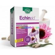 Echinacea, kasvirág 60 db kapszula. Kétféle Echinacea kivonatot egyesítő koncentrátum - ESI