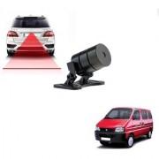 Auto Addict Car Styling Anti Collision Safety Line Led Laser Fog Lamp Brake Lamp Running Tail Light-12V Cars For Maruti Suzuki Eeco