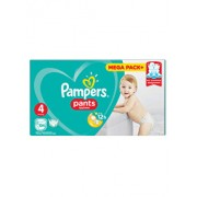 Scutece-chilotei Pampers Active Baby Maxi 4 Mega Box, 9-15 kg, 104 buc