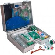 kit emergenza 118 valigetta 3 + bombola ossigeno - allegato 2 fino a 2