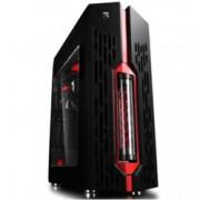 Кутия DeepCool GENOME ROG, ATX-L/ATX/MICRO ATX/MINI-ITX, 2x USB 3.0, водно охлаждане, черна, без захранване