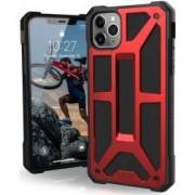 Urban Armor Gear Monarch Hoesje Apple iPhone 11 Pro Max Crimson