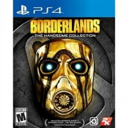 Borderlands - The Handsome Collection - Ps4 - Unissex