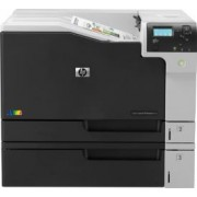 Imprimanta Laser Color HP LaserJet Enterprise M750n Retea A4