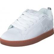DC Shoes Court Graffik White, Skor, Sneakers och Träningsskor, Sneakers, Vit, Herr, 40
