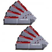 Memorie G.Skill Trident Z 64GB (8x8GB) DDR4 3200MHz 1.35V CL16 Quad Channel Kit, F4-3200C16Q2-64GTZB