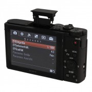 Sony Cyber-shot DSC-HX80 negro refurbished