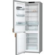 Комбиниран хладилник с фризер Gorenje NRK612ST-L