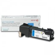 тонер касета Xerox Phaser 6140 Toner Cartridge Cyan- 106R01481