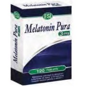 Melatonina Pura 3mg, 120 tablete