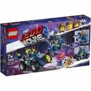 Lego Movie 2: Rex's Rex-treme Offroader!