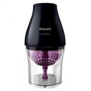 Philips Viva Collection OnionChef HR2505 - hachoir - noir (HR2505/90)