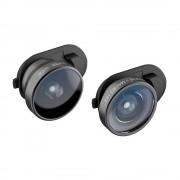 Olloclip iPhone XS MAX + Fisheye/Macro Essential + Super-Wide Essential