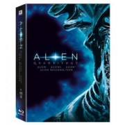 Alien Quadrology 4 discuri