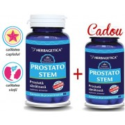 Herbagetica Prostato Stem 60 capsule + 10 capsule CADOU