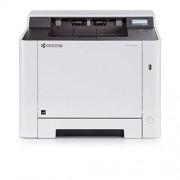 Kyocera Ecosys P5021cdn laserprinter. 21 pagina's per minuut. Kleurenlaserprinter inclusief ondersteuning voor mobiele afdrukken. Amazon Dash Replenishment-compatibel