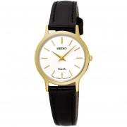 Reloj Mujer SEIKO SOLAR SUP300P1 Negro
