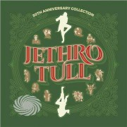 Video Delta Jethro Tull - 50th Anniversary Collection - CD