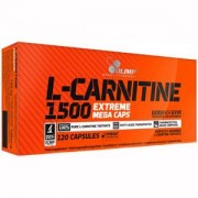 L-carnitina 1500 Extreme 120 cps