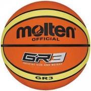 Баскетболна топка BGR3, Molten, 4323005440