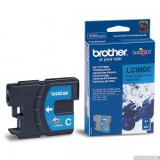 BROTHER Cyan Ink Cartridge for DCP145C/ DCP165C (LC980C)