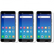 Mobik Tempered Glass for Gionee A1 Plus - Pack of 3
