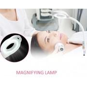 Lampa cosmetica cu lupa si LED
