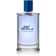 David Beckham Classic Blue eau de toilette pentru bărbați 90 ml