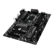 MSI H270 PC MATE Intel H270 LGA 1151 (Socket H4) ATX motherboard